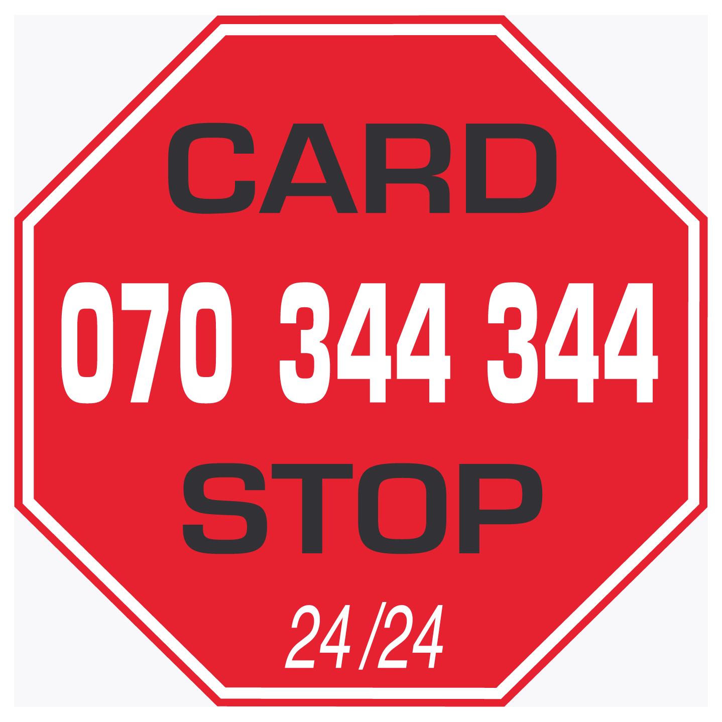 Card Stop (blocage cartes bancaires)