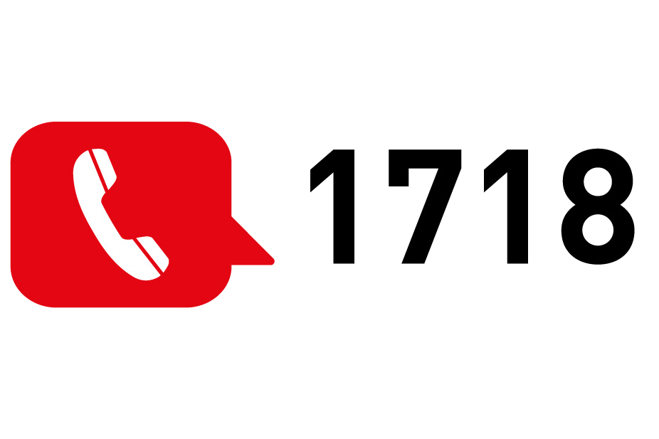 1718 Call center Wallonie