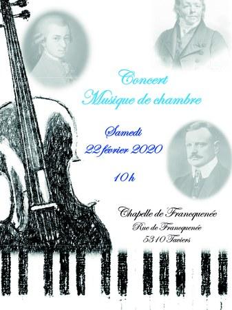 Concert: Musique de chambre