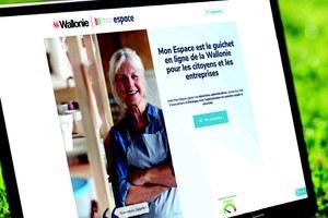 Vos démarches fiscales wallonnes en ligne