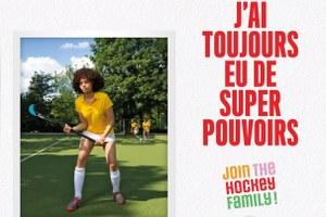 Un évènement «Girls Only» au club de hockey de Namur !